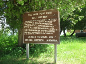 Seul Choix Point Sign