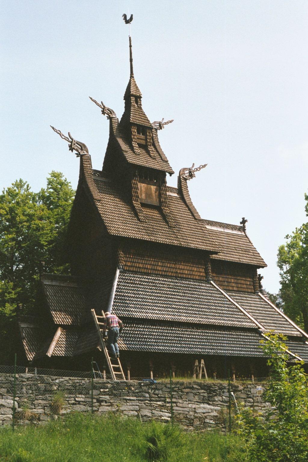 Fantoft Stavkirke – Koppantó
