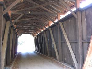 Interior, Fletcher Bridge