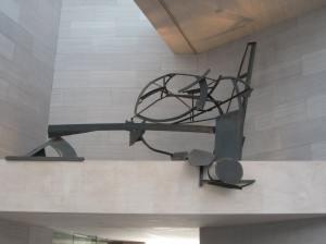 National Gallery Ledge Piece, Anthony Caro, 1978