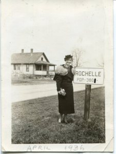 Rochelle's population increases