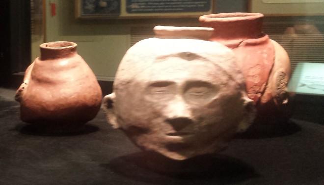Parkin Head Pot #71