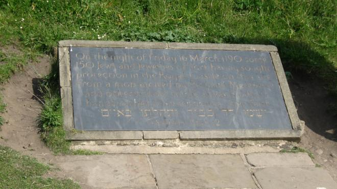 Massacre Memorial, York