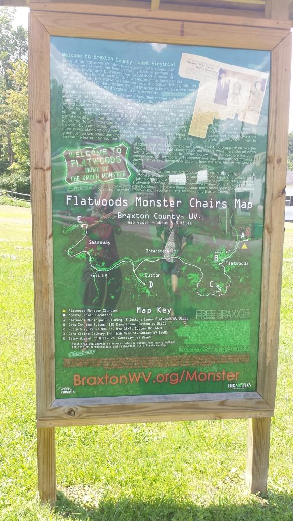 Flatwoods Monster History