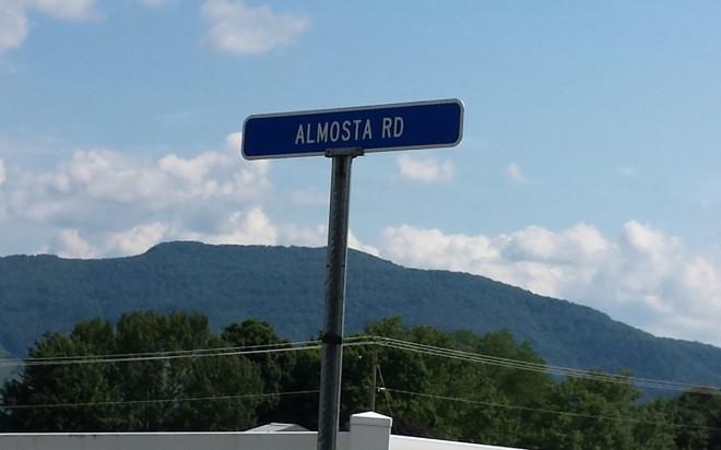 Almosta Road